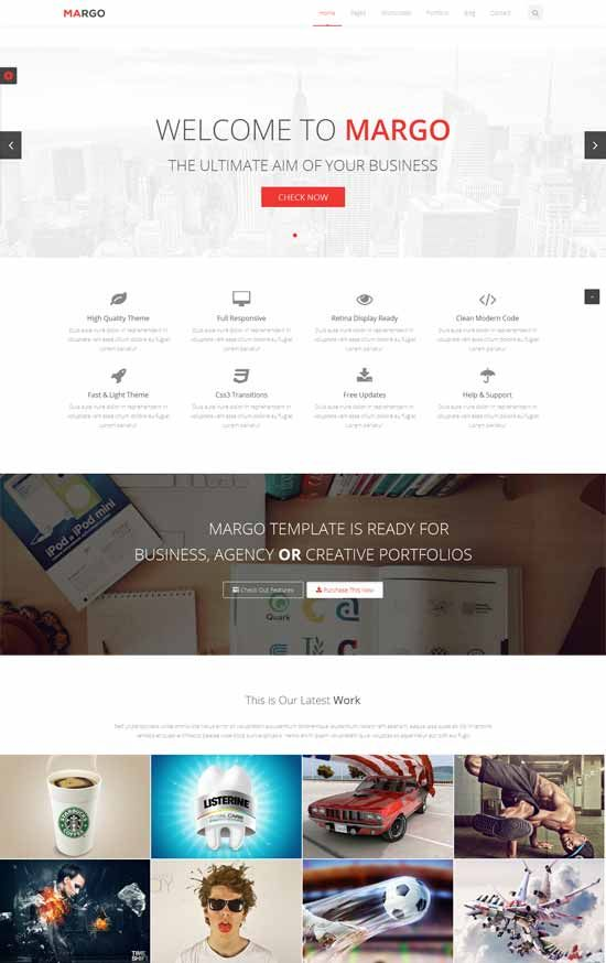70 Free Bootstrap Html5 Website Templates Bootstrap Template Templates Website Template