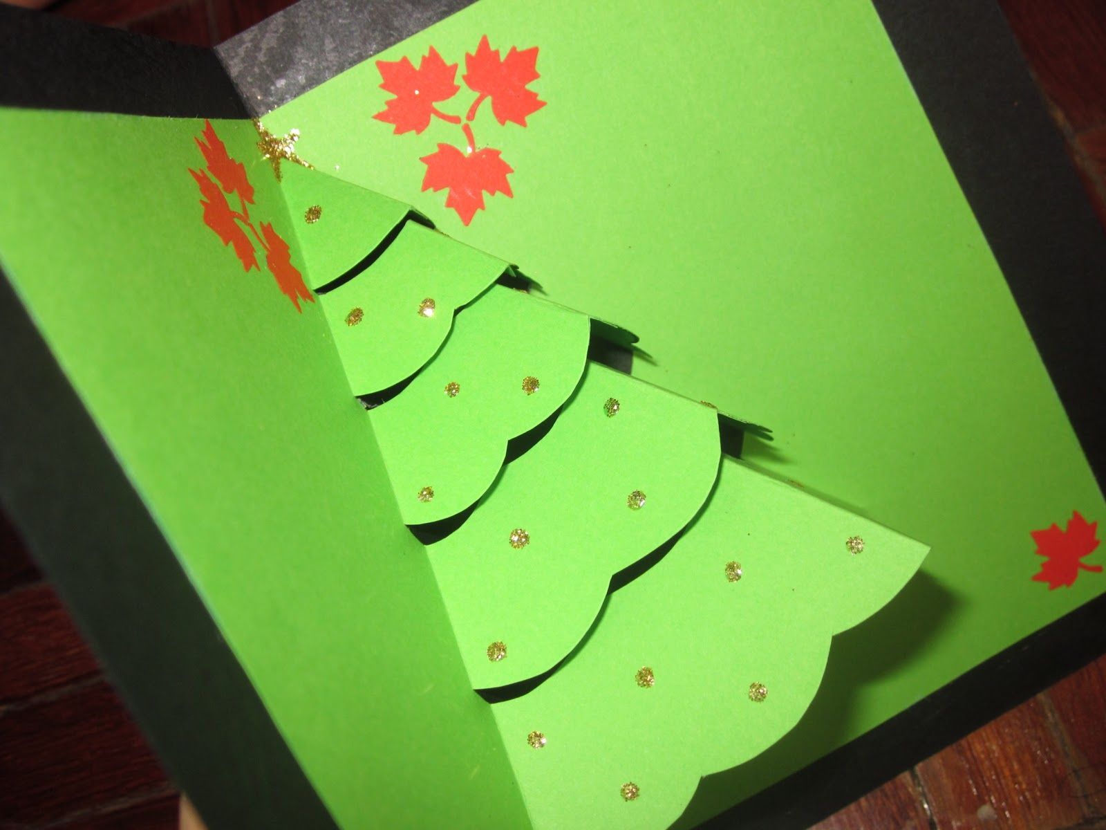 Xmas Card | Pop Up Card | Pinterest | Bookmarks, Cards and Monogram ...