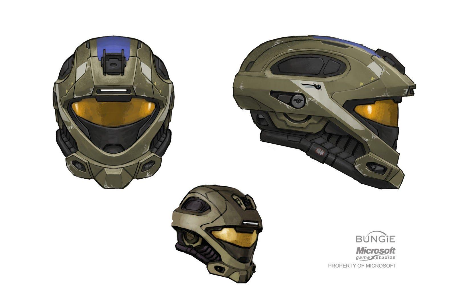 100+ Halo Reach Armor Helmets – yasminroohi