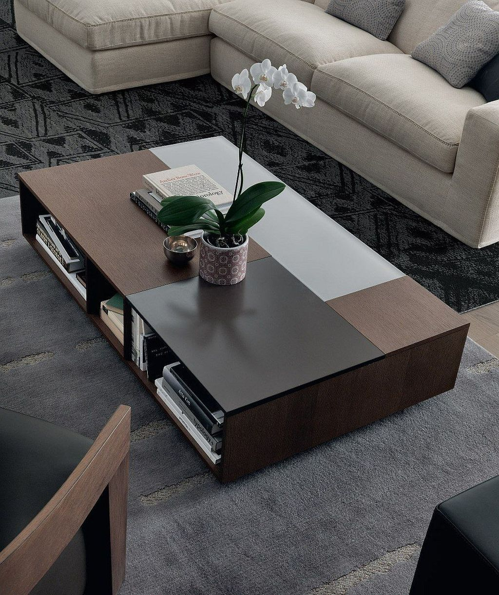 46 The Best Modern Coffee Table Ideas Perfect For Modern Home