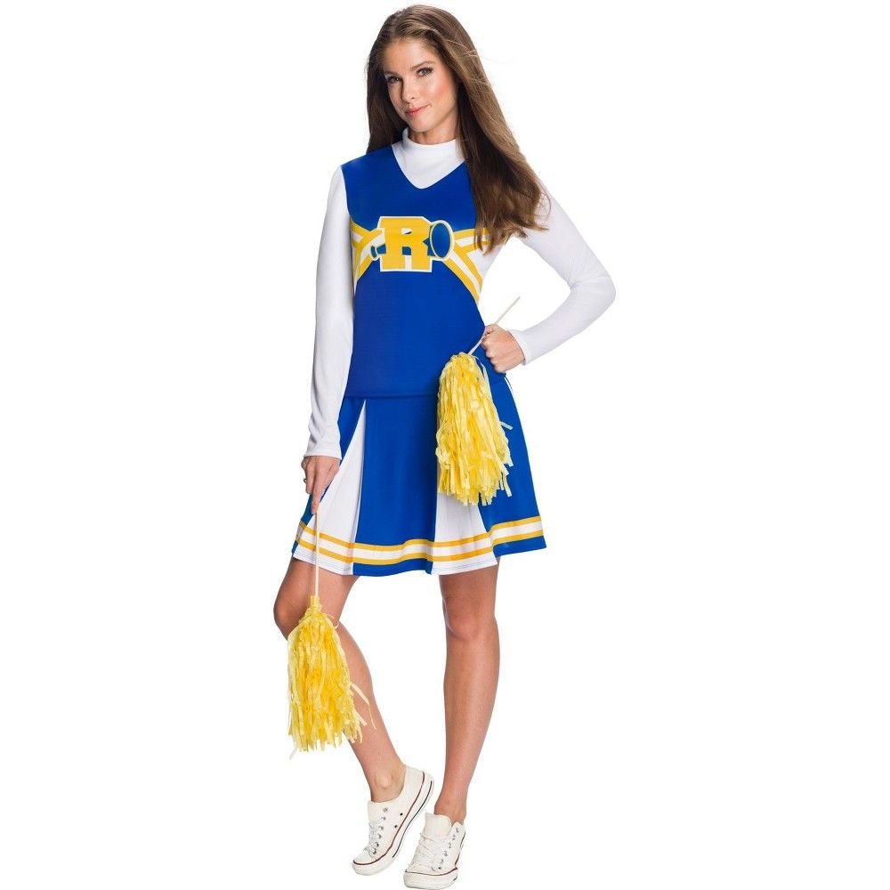 halloween riverdale womens' vixens cheerleader halloween