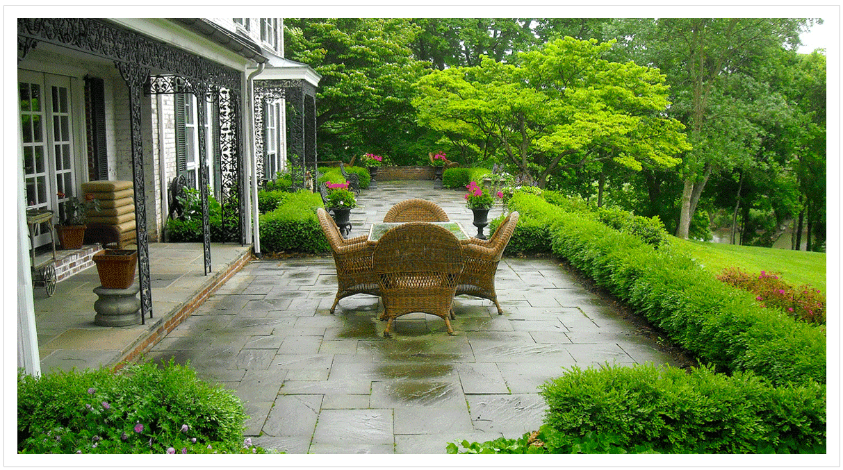 Fernhill Landscapes Home Patio Landscaping