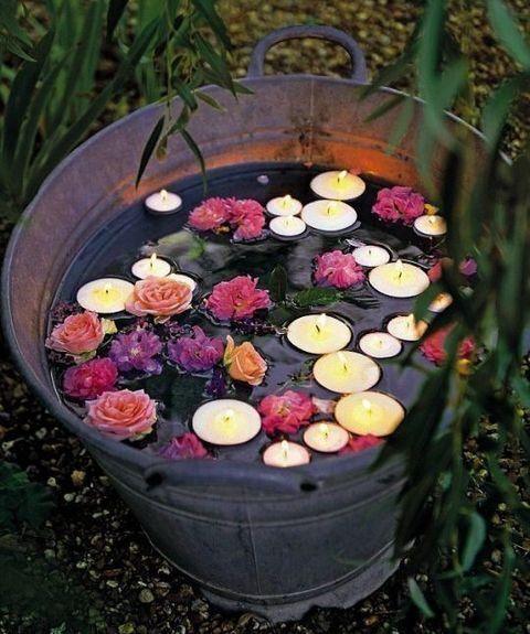 Einfache nette Frühlings-Hinterhof-Hochzeits-Ideen | HappyWedd.com #PinoftheDay #einfach # …   – Wedding