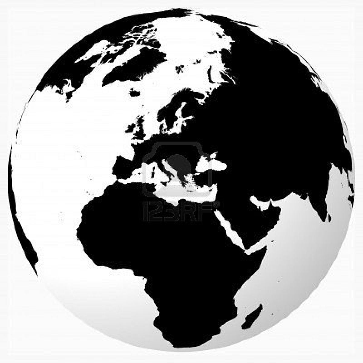 color negro y blanco black white globe color black white negro y blanco. Black Bedroom Furniture Sets. Home Design Ideas
