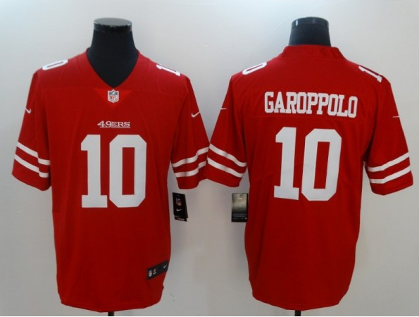 classic fit d0dda 1e67a 49ers 10 Jimmy Garoppolo jersey | items for sales | Nfl ...