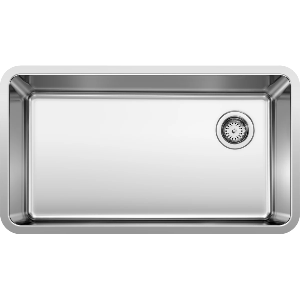 Blanco 442763 Stainless Steel Kitchen Sink Apron Sink Kitchen