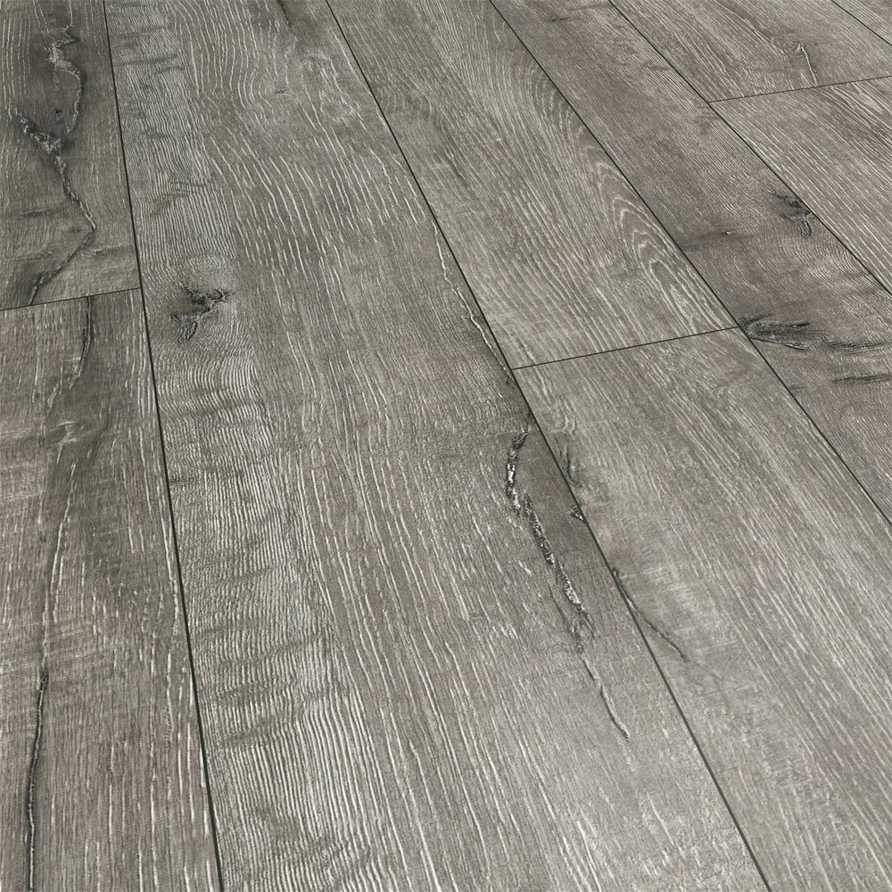 Landmark Series 14 3mm Random Width Gray Dawn Hickory With
