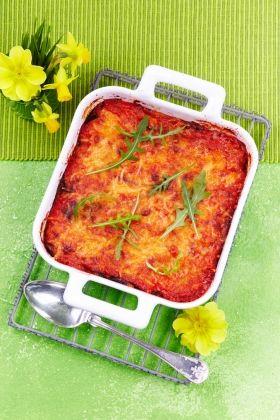 Munakoisogratiini | Pirkka #food #vegetarian