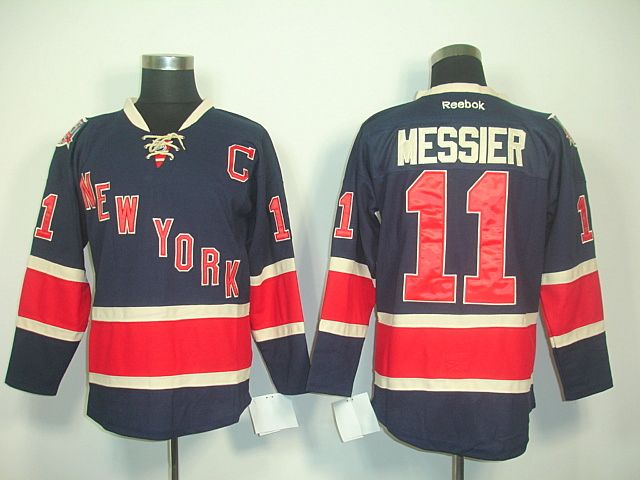 huge selection of 503fa ed7ea New York Rangers 11 Mark MESSIER 85TH Anniversary Jersey ...