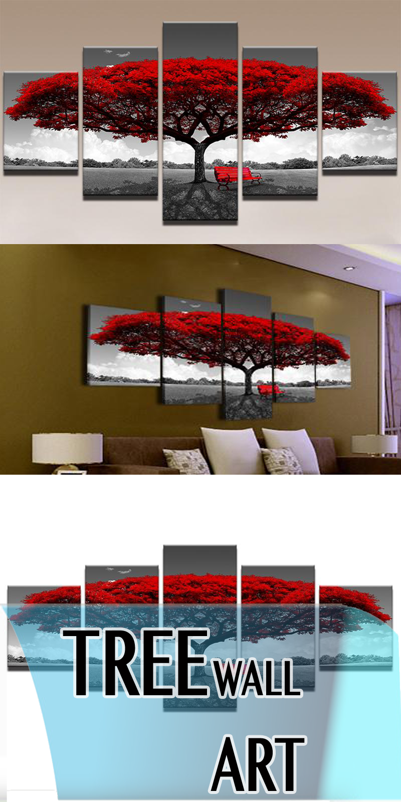5 Piece Wall Art In 2019 Wall Home Decor Decorating Small