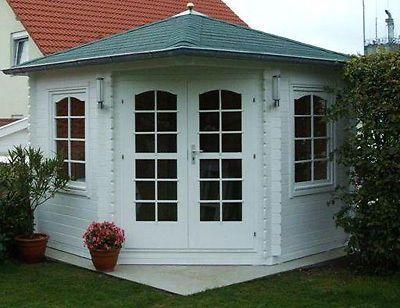 5 eck gartenhaus pavillon victoria my blog - Gartenhaus victoria ...