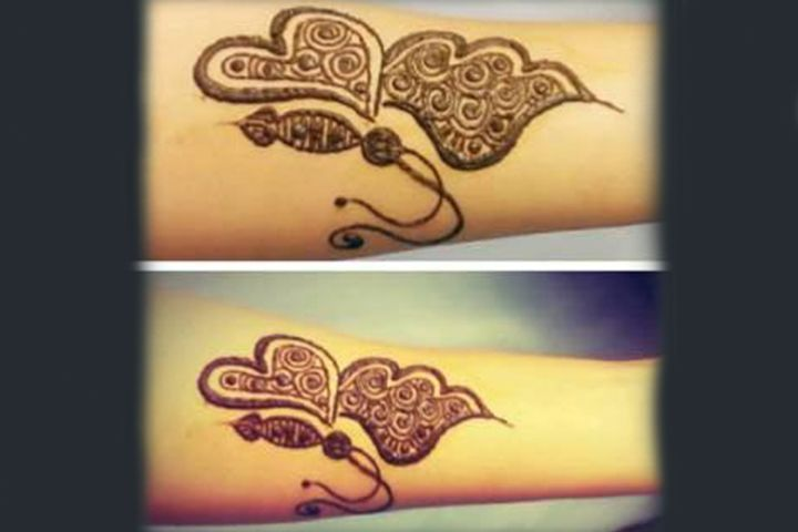 Mehndi Henna Butterfly : Simple arabic mehndi designs for beginners