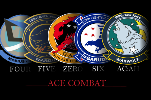 Fighter Squadron Emblems