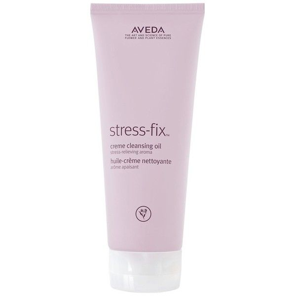 Aveda Stress Fix Creme Cleansing Oil 28 Liked On Polyvore Featuring Fillers Beauty Purple Fillers Makeup Accesso Cleansing Oil Aveda Aveda Skin Care