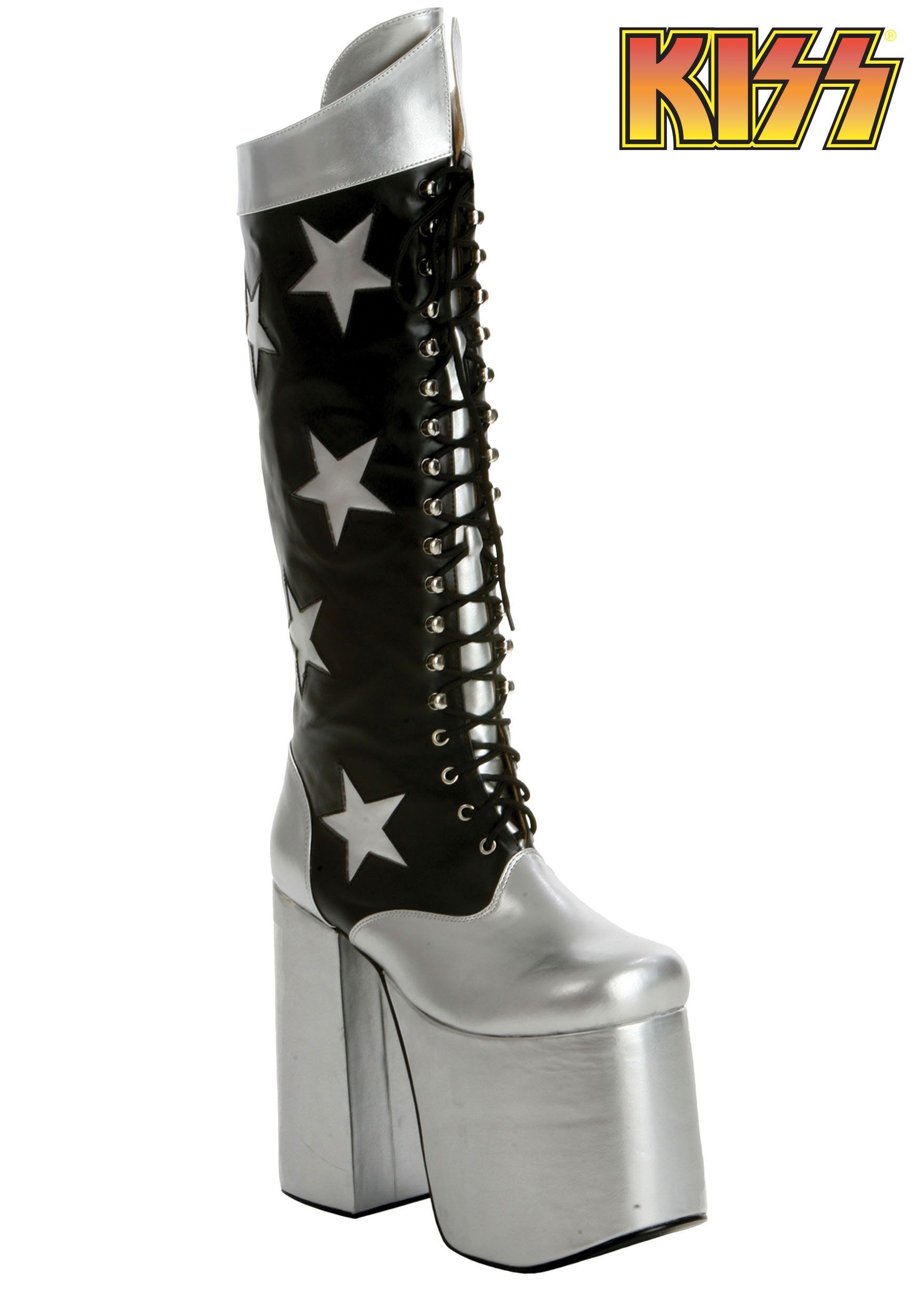 KISS Starchild Boots | Kiss boots, Kiss and Kiss band