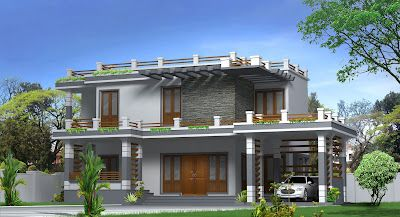 An inviting modernsustainable new indian home design idea from gallery cochin details of this project total area sq ft also rh pinterest
