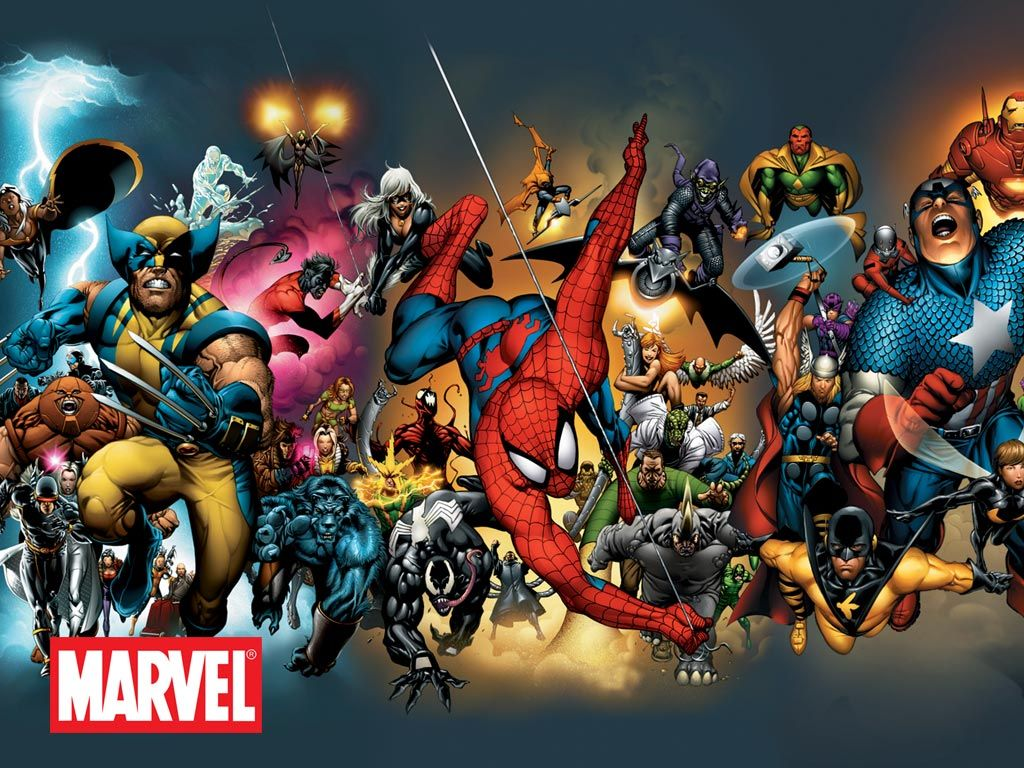 marvel comics wallpaper hd | hd wallpapers | pinterest | wallpaper