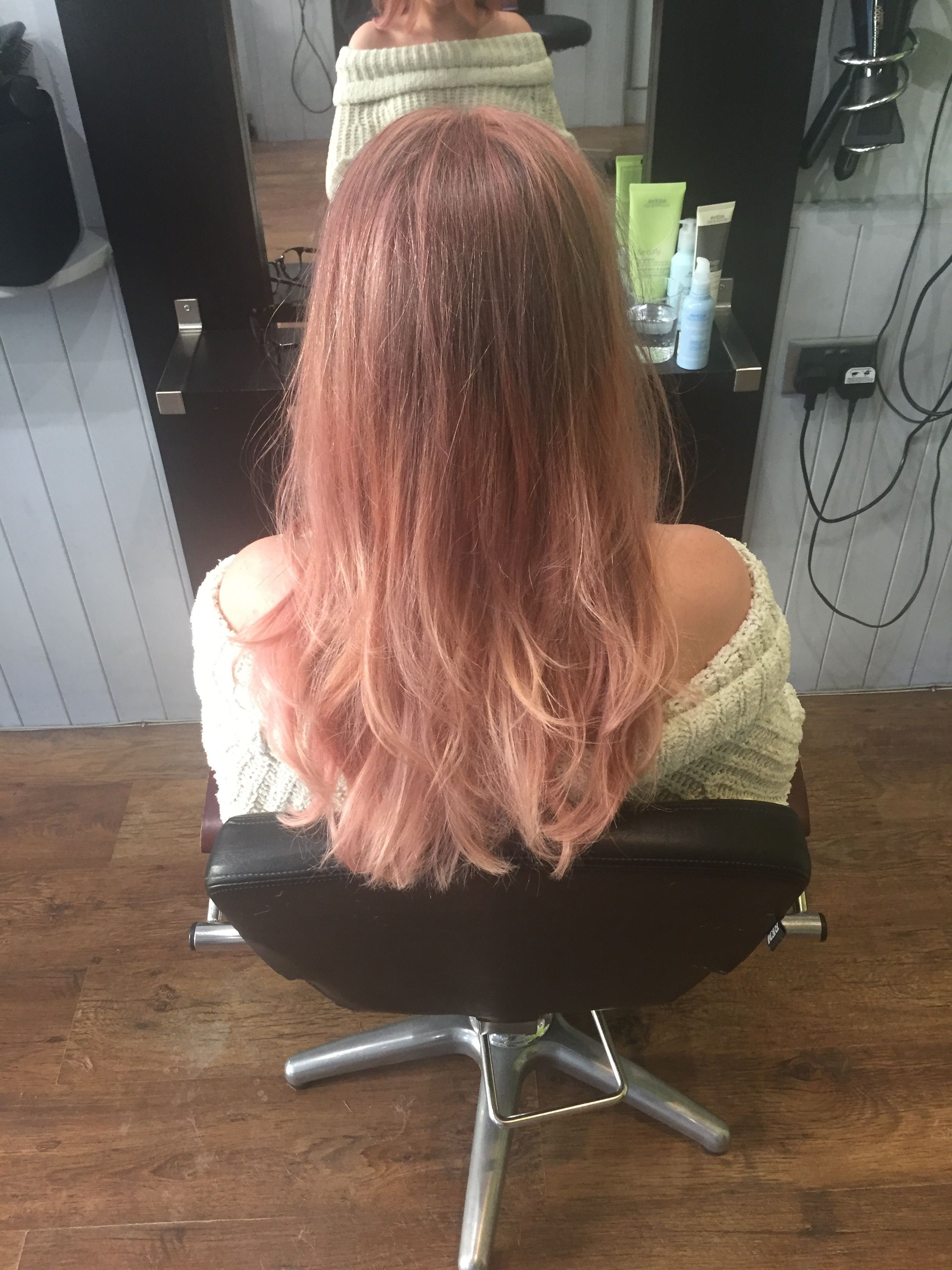 I Dyed My Hair Candy Floss Pink And I Loved It Pink Hair Dye My Hair Pink Hair Hair