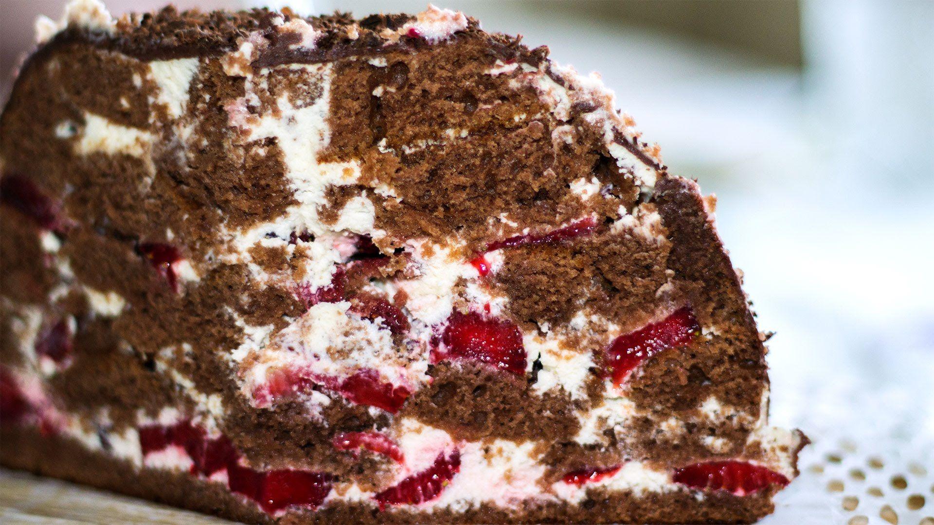Торт кудрявый пинчер рецепт пошагово в домашних