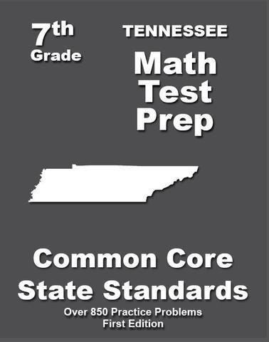 7th Grade Tennessee Common Core Math | Math/Prealgebra 8th