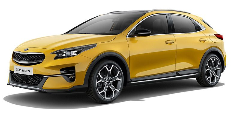 Kia Xceed 2020 A New Coupe Crossover Based On The Kia Ceed Hatchback That Will Be Built For European Markets At The Brand S Productio Kia Kia Ceed Suv Models