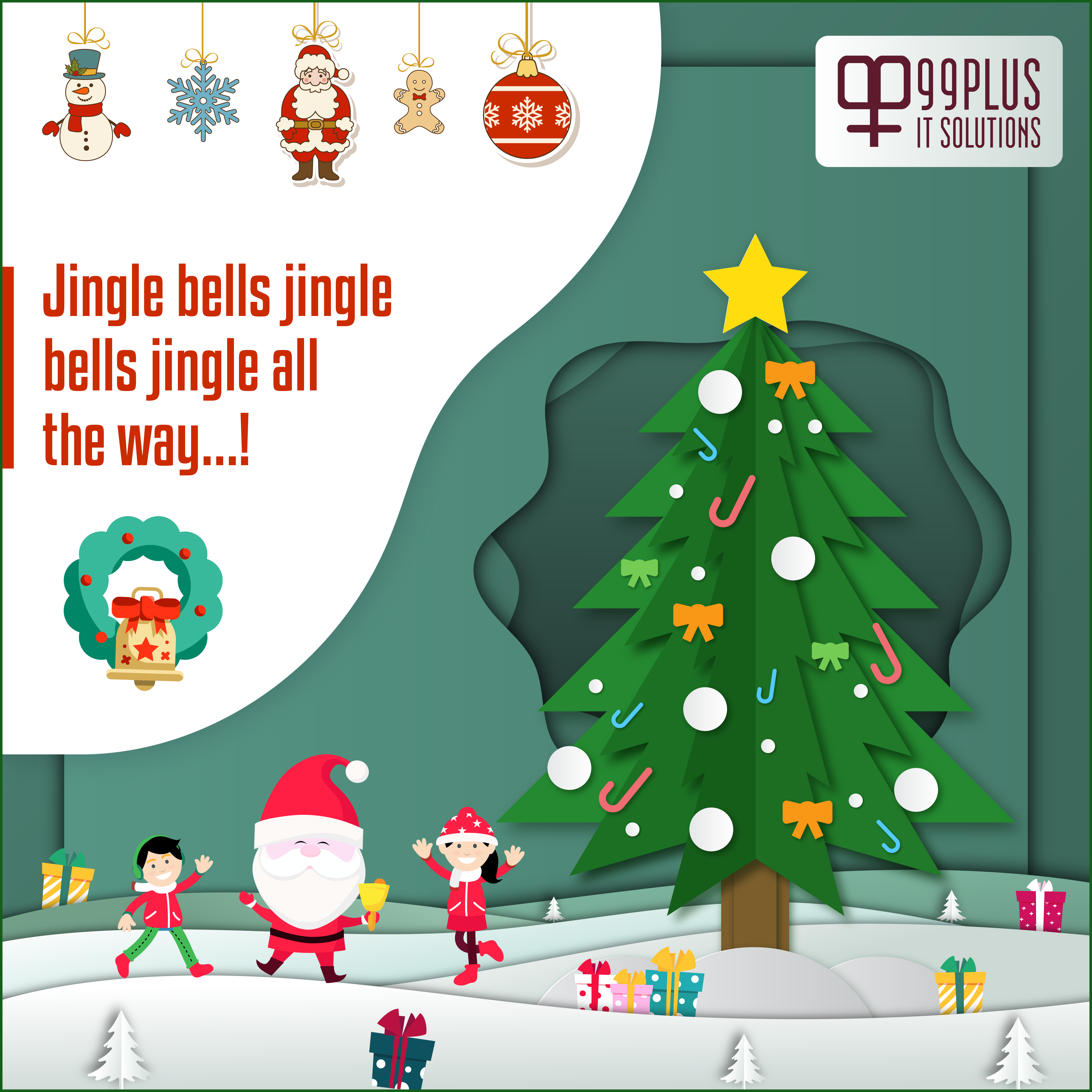 Graphic Design Services Jingle All The Way Graphic Design Services Graphic Design Agency