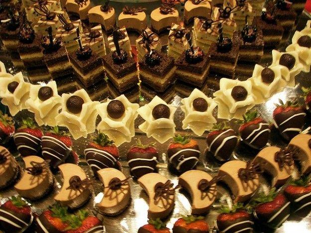Cena a buffet: tante ricette per i tuoi ospiti (Foto 2/40) | PourFemme