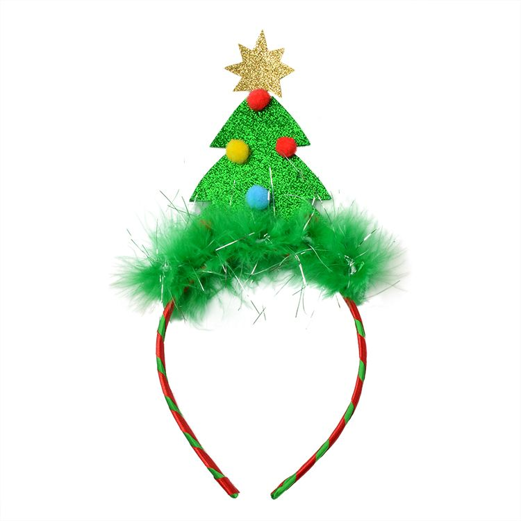 China Hangzhou Ylparty Manufacture Christmas Decorations Christmas Tree Headba Christmas Tree Headband Victorian Christmas Ornaments Wood Christmas Decorations
