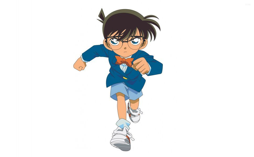Detective Conan HD Wallpaper | Wallpapers | Detective conan wallpapers, Conan, Cartoon wallpaper