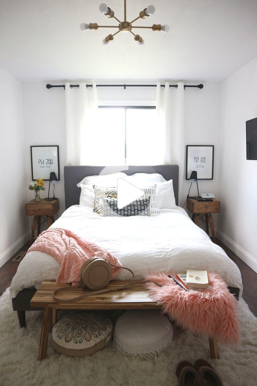 Master Bedroom | Small guest bedroom, Small bedroom ideas ...