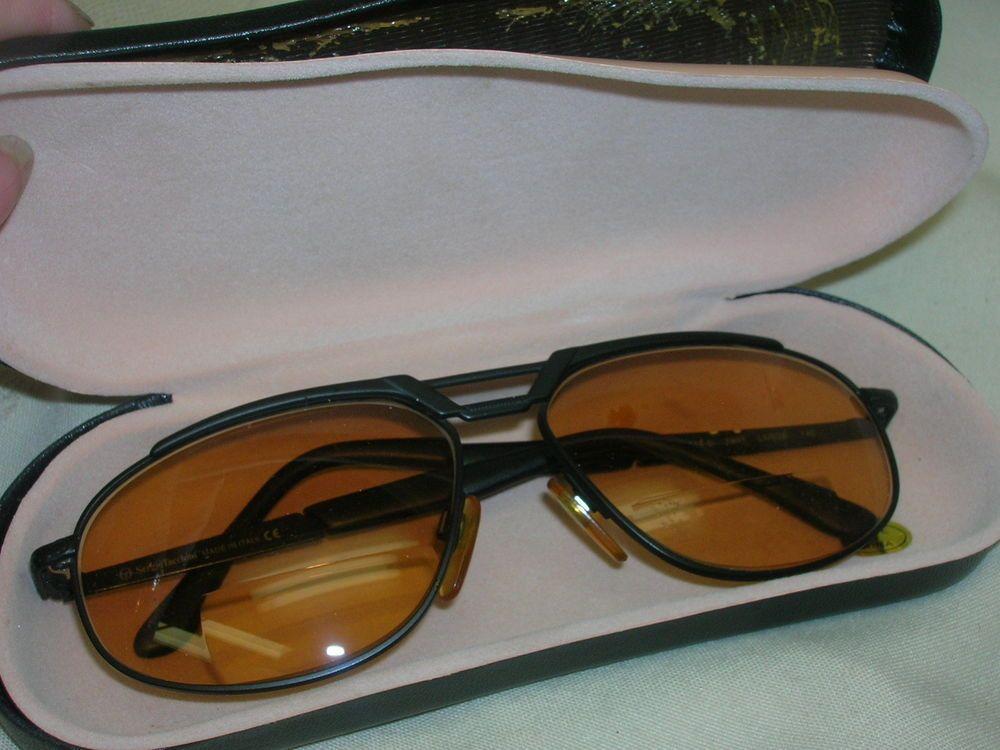 932385126828 Sergio Tacchini Men's Eyeglasses Sun Made in Italy Black Frame Large 140  T803 #SergioTacchini