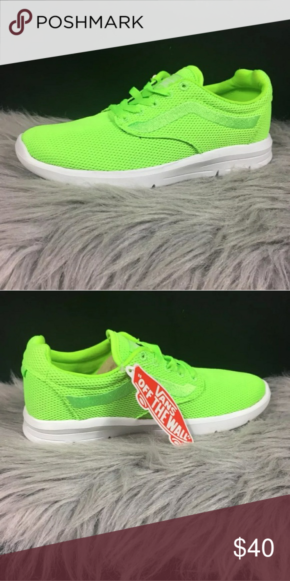 c1ecfdfd712fee VANS ISO 1.5 WOMENS Size 5 Brand new in box VANS ISO 1.5 WOMENS Size 5  Brand new in box Vans Shoes Athletic Shoes