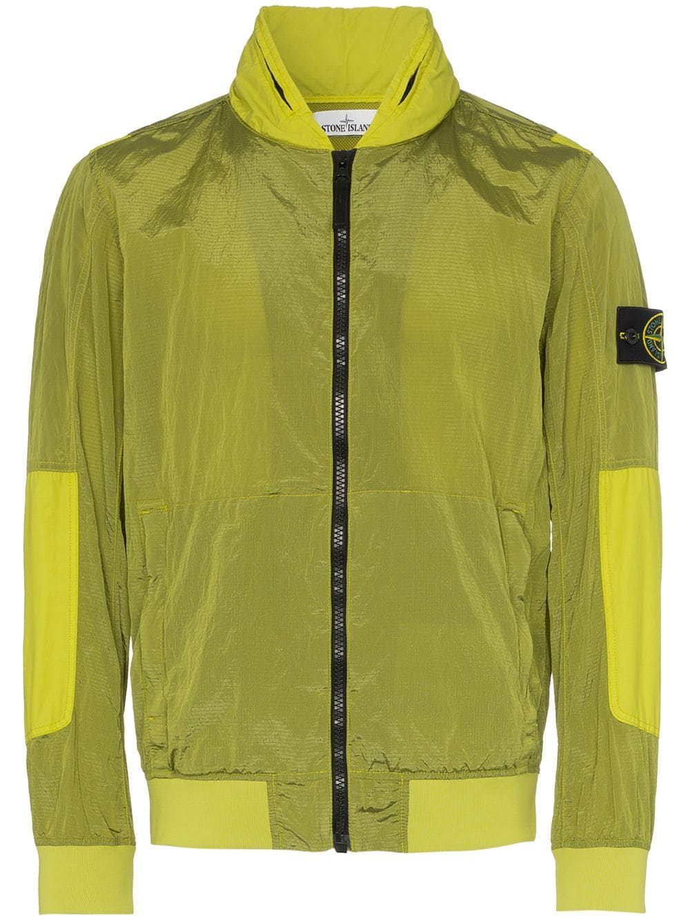 Stone Island zipped bomber jacket Green | Products in 2019