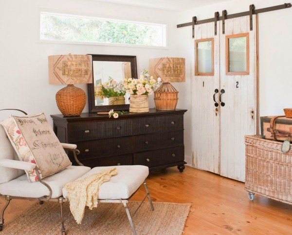 Ojai Cottage | Country Style | The Polished Pebble