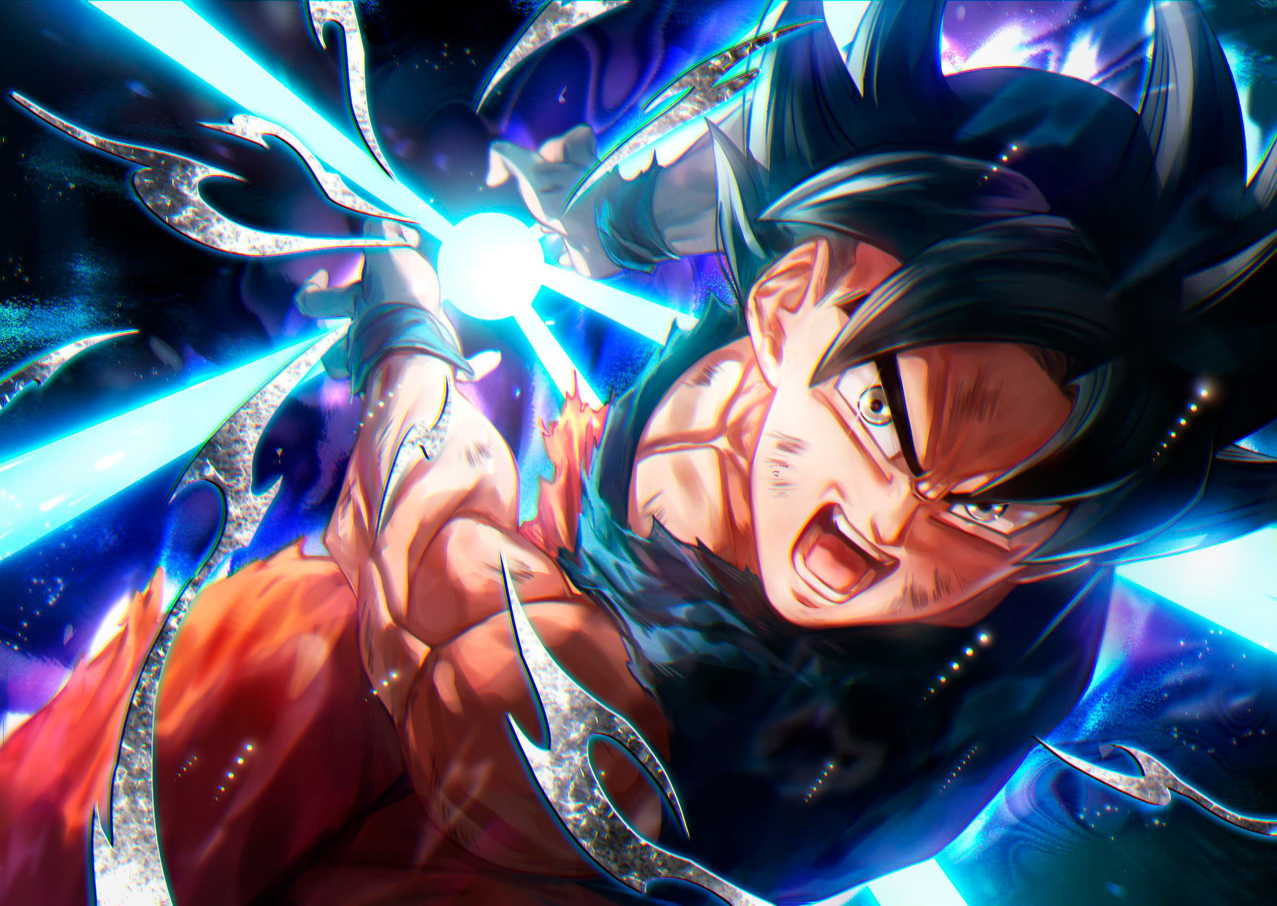 Dragon Ball Dragon Ball Super Ultra Instinct Son Goku 2k Wallpaper Hdwallpaper Dragon Ball Wallpapers Dragon Ball Super Manga Dragon Ball Super Wallpapers