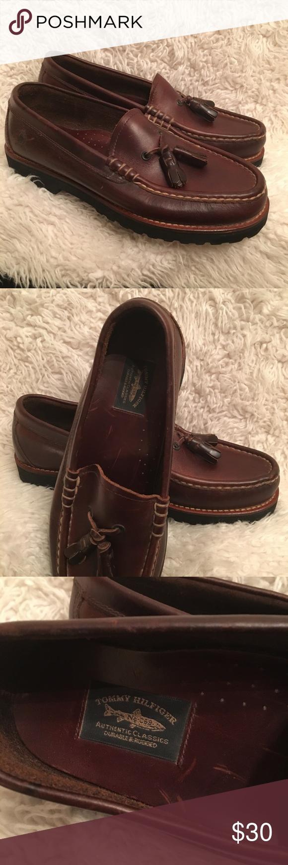 Vintage Vintage Tommy Hilfiger Rugged Low Top Boot | Grailed