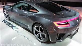 Acura NSX prototype ... Sign me up