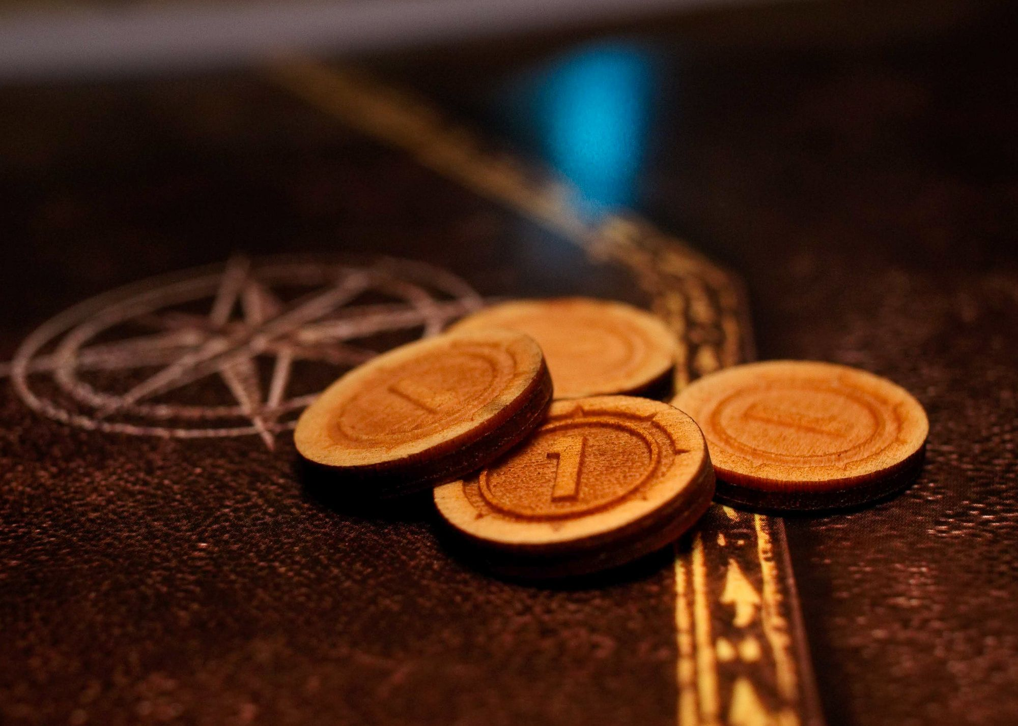 Metal coins gloomhaven