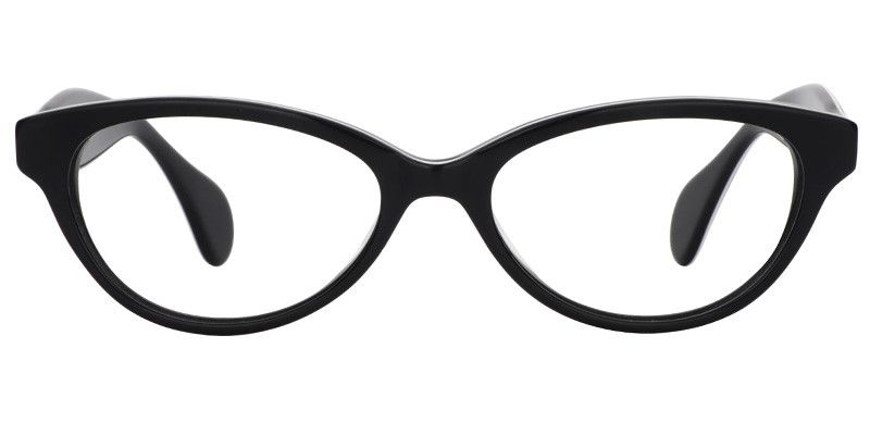 a215116873d Saysah Cat Eye Black Glasses - Cat Eye - SHOP BY SHAPE - EYEGLASSES