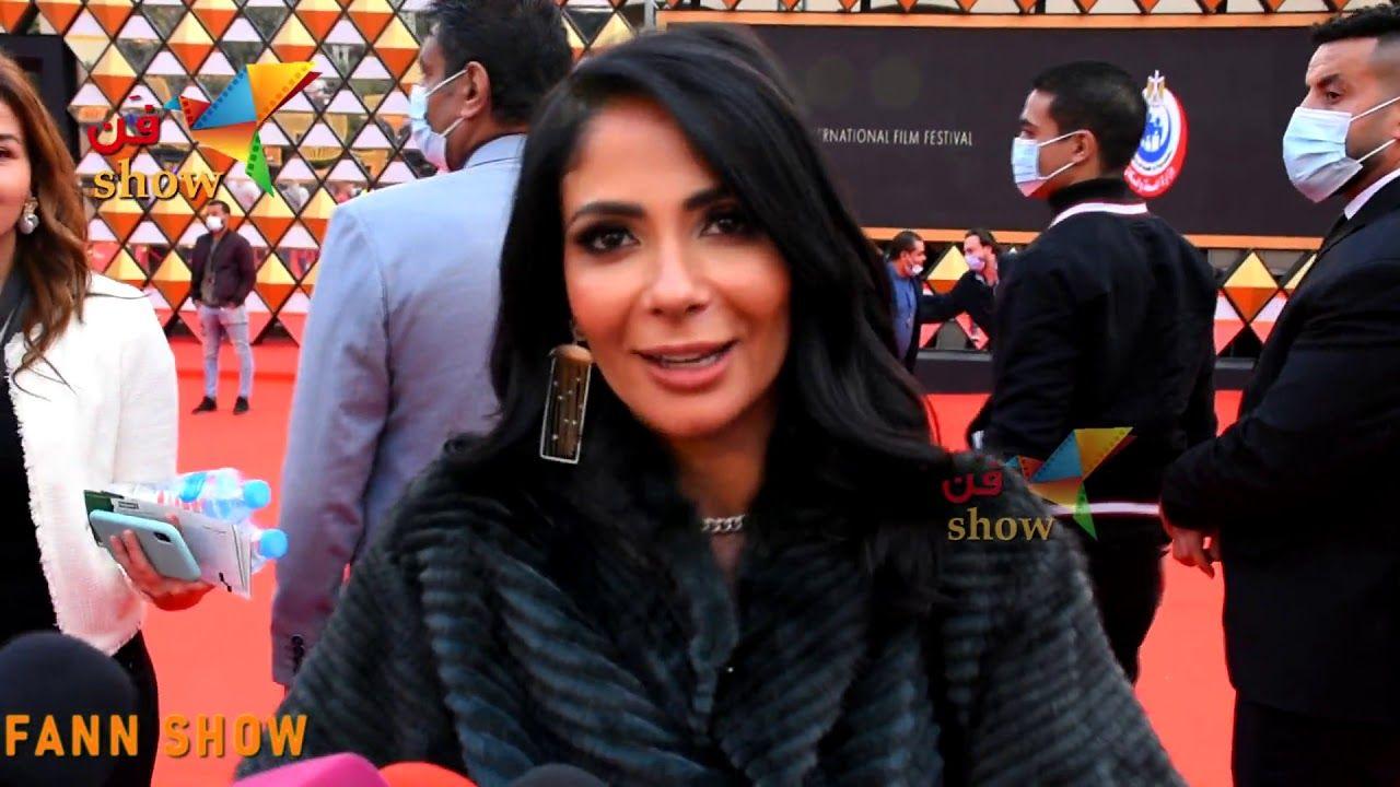 مني زكي توضح تفاصيل مسلسلها في رمضان ورد فعل أحمد حلمي على تكريمها Celebrities