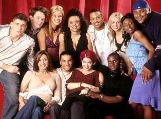 American Idol Season 2 Back Josh Gracin Clay Aiken Kimberly