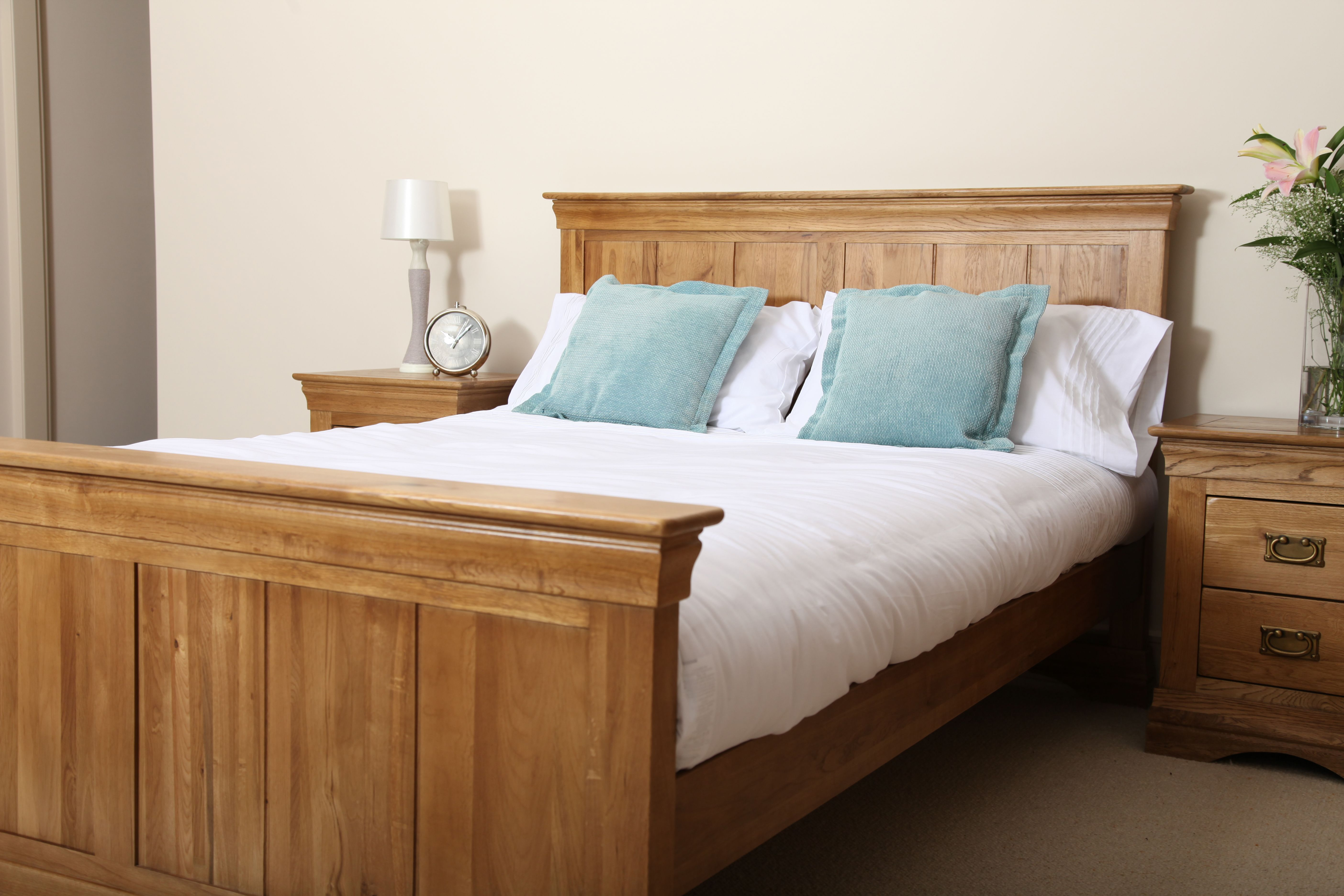 French Farmhouse Solid Oak Bedroom Furniture Oak Furniture Land Oak Bedroom Furniture Solid Oak Bedroom Furniture Furniture