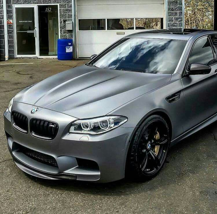 BMW F10 M5 Matte Grey