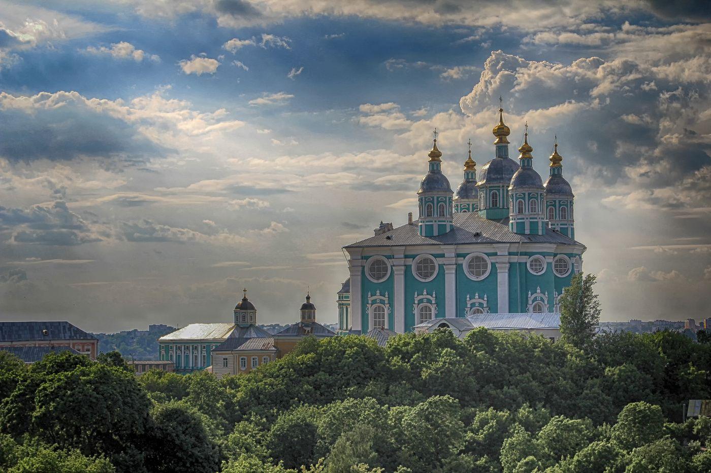 смоленский успенский собор фото схемы, которых