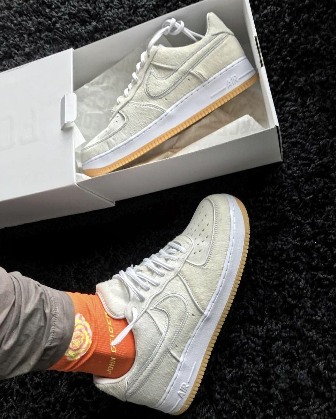 Tênis Nike Air Force 1 Sage Low LX Feminino | Tênis é na
