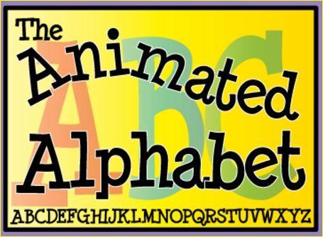 4 Juegos interactivos del alfabeto en inglés para niños.