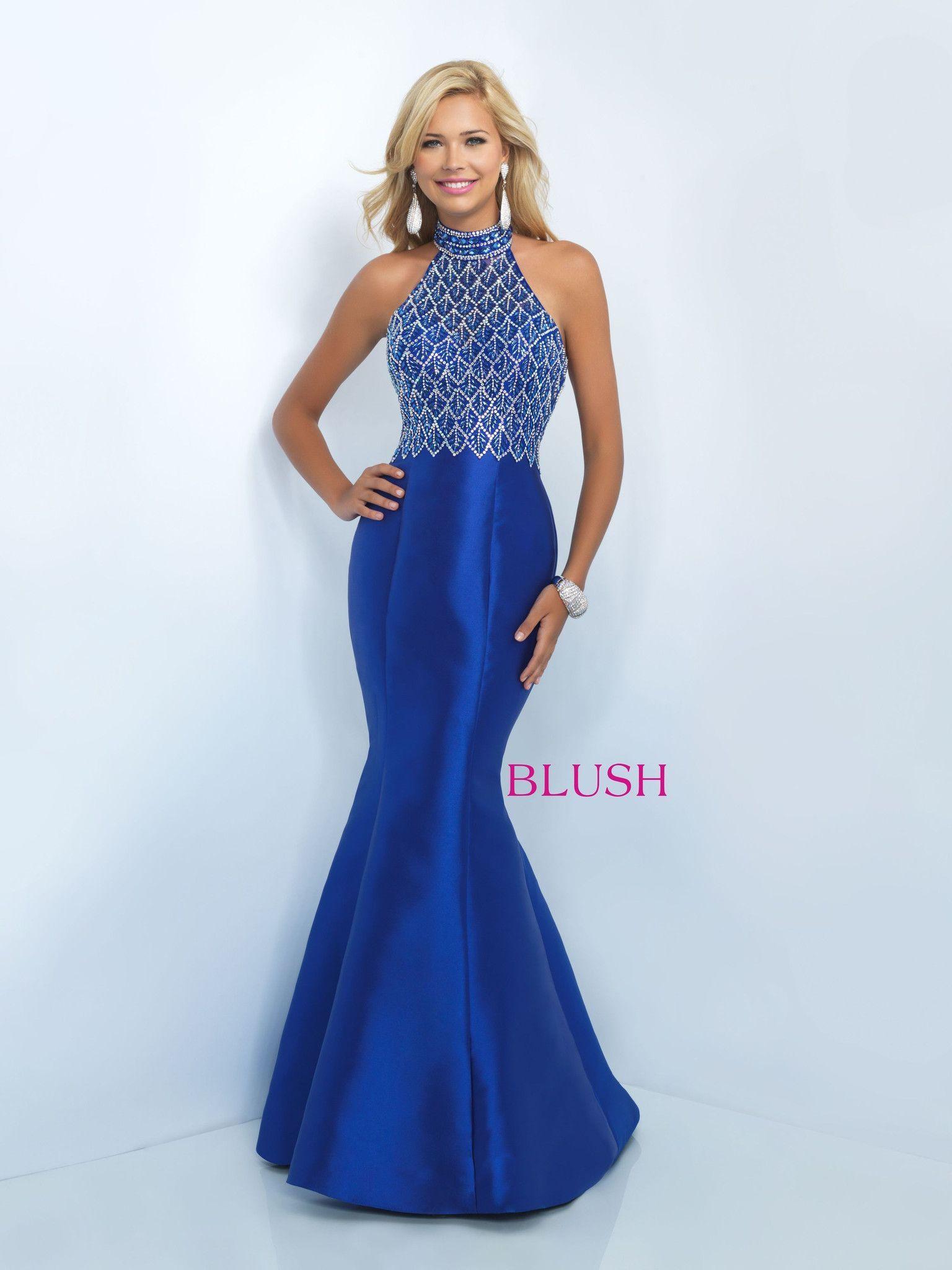 Blush Prom 11094 Sapphire