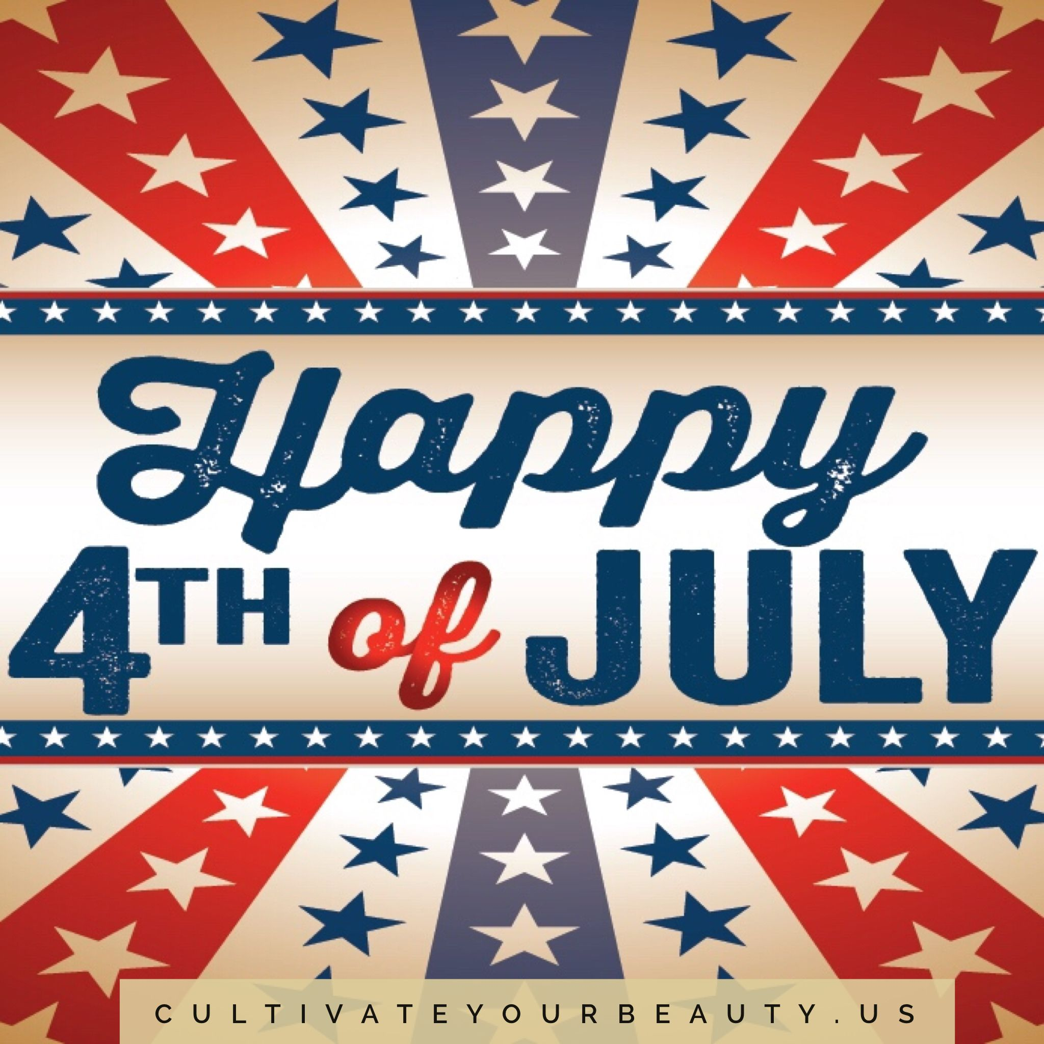 Wishing everyone a safe and happy Independence Day