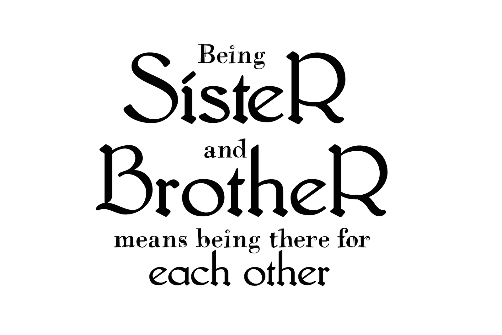 Sister And Brother Inspiredmommiedesigns Png Image Sibling Quotes Brother N Sister Quotes Brother Quotes