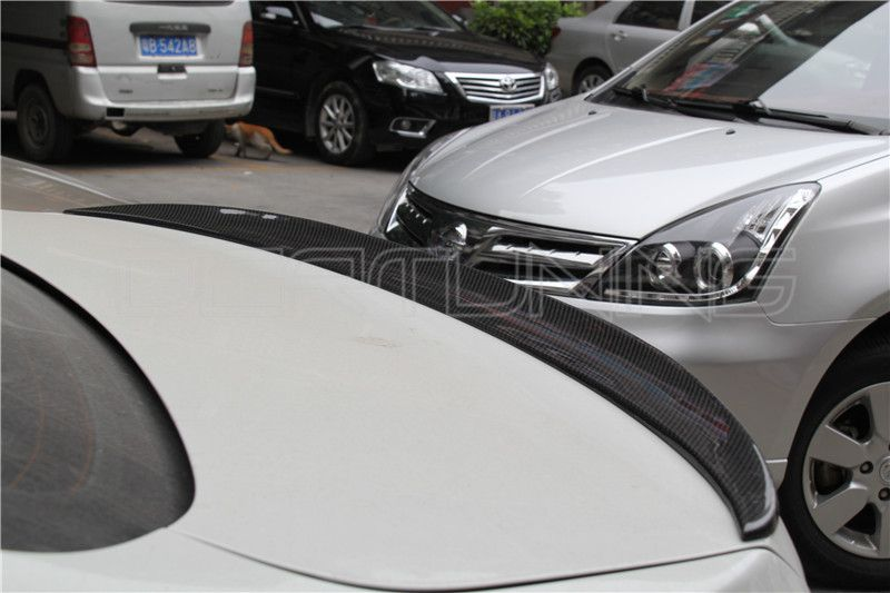 BMW F30 Perfromance style Rear Trunk spoiler (2) F80 m3